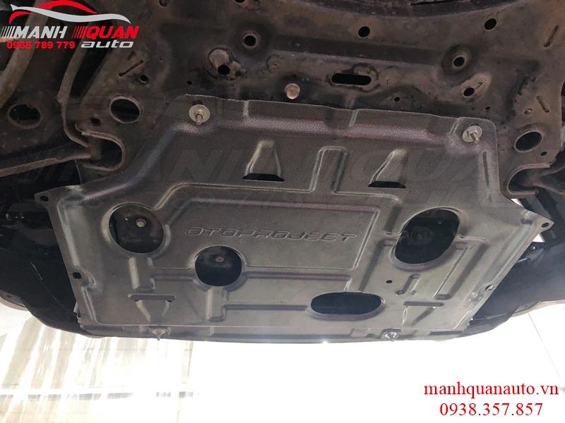 Tấm chắn gầm động cơ Mitsubishi Xpander- Bảo vệ khoan máy hoàn hảo
