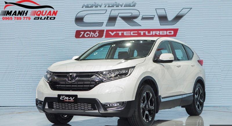 Tổng Hợp Đồ Chơi, Phụ Kiện Honda CRV 2018