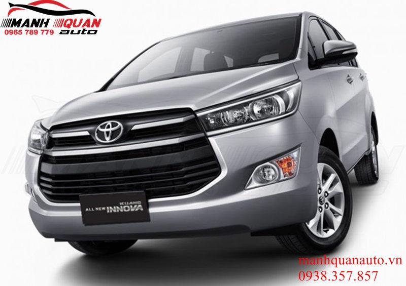 Tổng Hợp Đồ Chơi  Làm Đẹp Cho Toyota Innova 2016