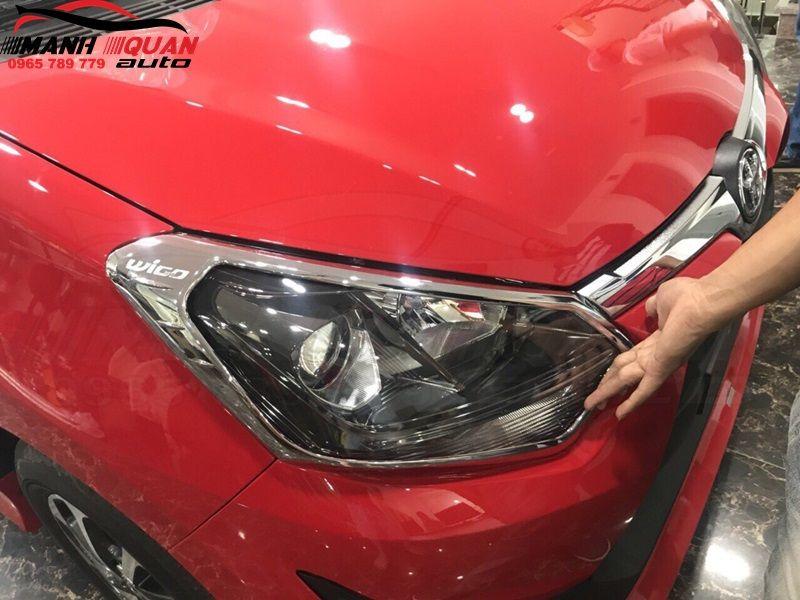 Tổng Hợp Phụ Kiện Đồ Chơi Cho Toyota Wigo 2018