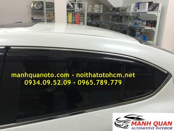 Vè Che Mưa Cho Xe Mazda 6