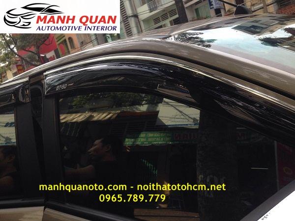 Vè Che Mưa Cho Xe Mazda BT50